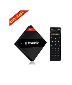 Smart Gadgets H96 Max 3.0 4K Tv Box 4Gb - 32Gb Black
