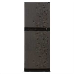 Orient Ice Pearl Imprint Flower Freezer-on-Top Refrigerator 12 cu ft (OR-5554-IP-MP)