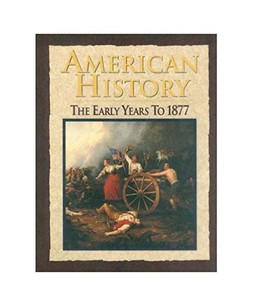 American History The Early Years To 1877 Book