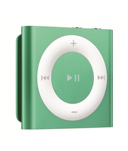 Apple iPod Shuffle 4th Generation 2GB Green