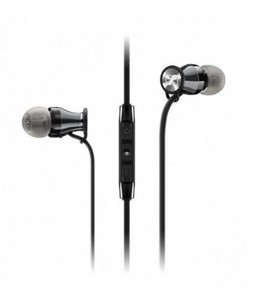 Sennheiser Momentum Earphone Black (M2-IEG)