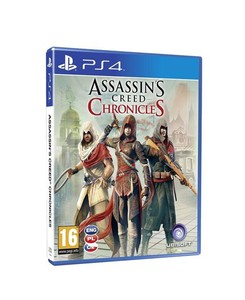 Assassins Creed Chronicles for PS4 Game