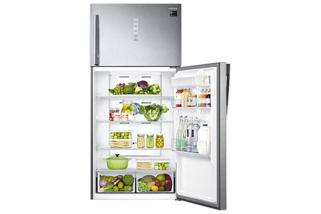 Samsung Freezer-on-Top Refrigerator 30 cu ft (RT85K7110SL)