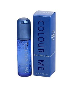 Milton Lloyd Colour Me Blue EDT Perfume For Men 50ml
