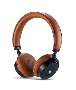 Remax Bluetooth Stereo Headphone With HD Mic Brown (RB-300HB)