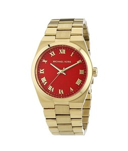 Michael Kors Channing Womens Watch Gold (MK5936)