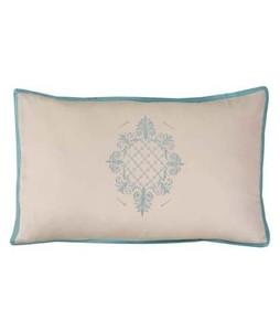 Khas Stroes Dusky Baroque Pillow Cover - 2 Pcs (0239)