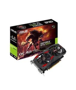 Asus Cerberus GeForce GTX 1050 Ti OC 4GB Graphics Card (CERBERUS-GTX1050TI-O4G)