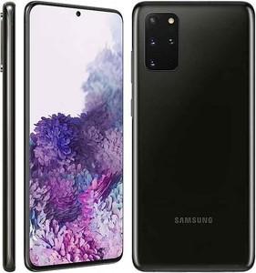 Samsung Galaxy S20+ 128GB Dual Sim Cosmic Black - Official Warranty - Free Wireless Battery Pack & Tripod Stand
