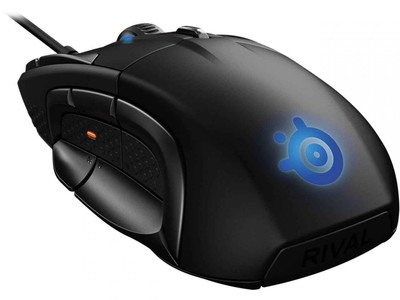 SteelSeries Rival 500 Optical Gaming Mouse