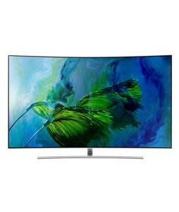 Samsung 65 4K Smart Curved QLED TV (65Q8C) - Official Warranty
