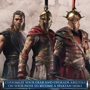 Assassins Creed Odyssey Standard Edition Game For PS4
