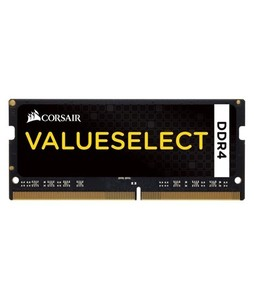 Corsair Value Select 8GB DDR4 DRAM (CMSO8GX4M1A2133C15)