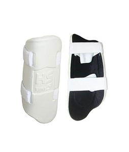 HS Cricket Batting Thigh Pads HS Core 5 White