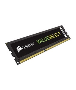 Corsair Value Select 8GB DDR4 DRAM (CMV8GX4M1A2400C16)