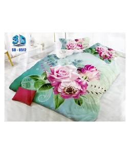RGshop 3D Double Bed Sheet (SD-0512)