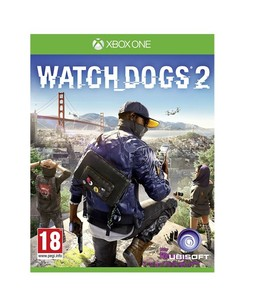 Watch Dogs 2 Game For Xbox One