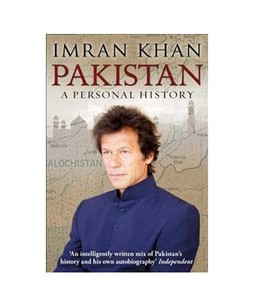 Pakistan A Personal History Book