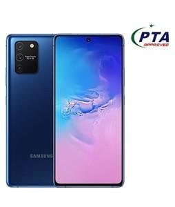 Samsung Galaxy S10 Lite 128GB 8GB Dual Sim Prism Blue - Official Warranty