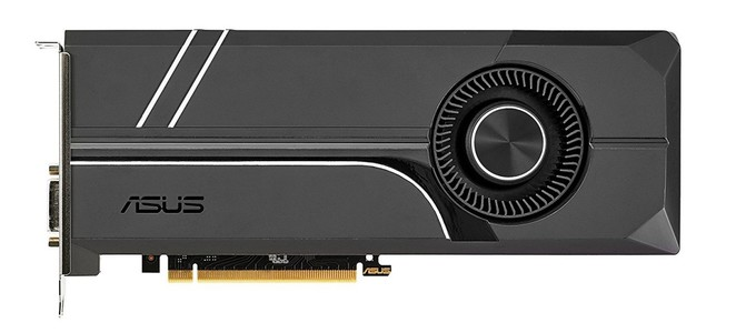 ASUS GeForce GTX 1080 8GB Turbo Graphics Card (TURBO-GTX1080-8G)