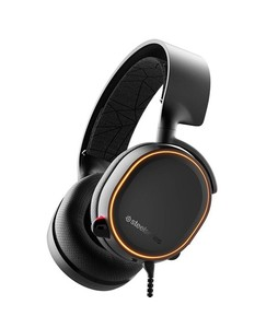 SteelSeries Arctis 5 2019 Edition Wireless Gaming Headset Black