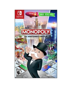 Monopoly Standard Edition for Nintendo Switch Game