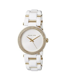 Michael Kors Delray Womens Watch White (MK4315)