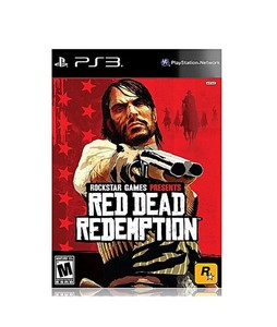 Red Dead Redemption Game For PS3