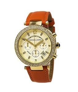 Michael Kors Parker Womens Watch Orange (MK2279)