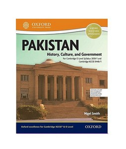 Oxford Pakistan: History  Culture and Government Book