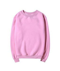 HS Store Sweat Shirt For Women Pink (0062)
