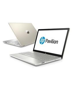 HP Pavilion 15.6 Core i7 8th Gen 8GB 1TB Geforce 940MX Laptop Gold (15-CS0006TX) - Refurbished