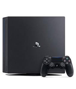Sony PlayStation 4 Pro 1TB Console Region 2 Black