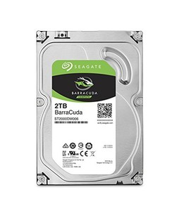 Seagate Barracuda 2TB SATA 7200RPM Hard Drive ST2000DM006