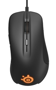 SteelSeries Rival 300 Optical Gaming Mouse Black