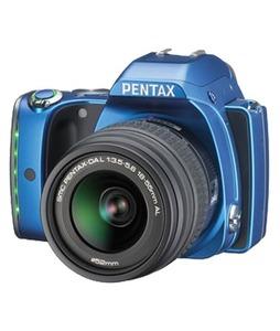 Pentax K-S1 DSLR Camera Blue With 18-55mm Lens