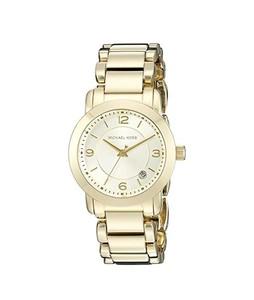 Michael Kors Janey Womens Watch Gold (MK3485)