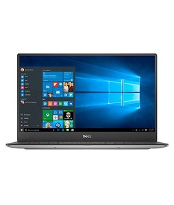 Dell XPS 13.3 Core i5 7th Gen 256GB Touch Laptop (9360) With Sleeve