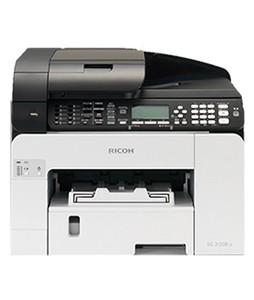 Ricoh SG 3120B SFN GelJet Color Printer