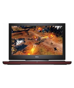 Dell Inspiron 15 7000 Series Core i5 7th Gen 500GB GTX 1050 Ti Gaming Laptop (7567) With Backpack