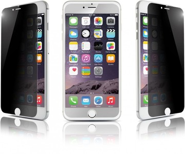 Privacy Tempered Glass Protector For iPhone 6 Plus