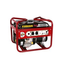 Sumec Firman Generator 5KVA Without Battery And Wheel Kit (SPG7600)