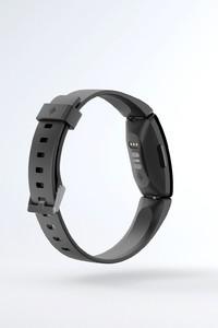 Fitbit Inspire HR Fitness Tracker Black