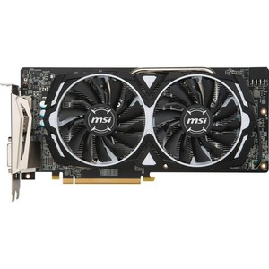 MSI Radeon RX 580 ARMOR 8G OC 8GB GDDR5 Graphics Card