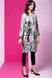 Khas Stores Stitched Lawn Kurti For Women 1 Piece (DR-274)
