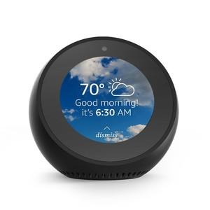 Amazon Echo Spot 2nd Generation Black