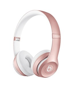 Beats Solo2 Wireless Headphone - Special Edition Rose Gold