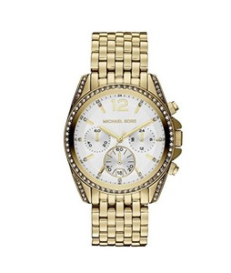 Michael Kors Pressley Womens Watch Gold (MK5835)