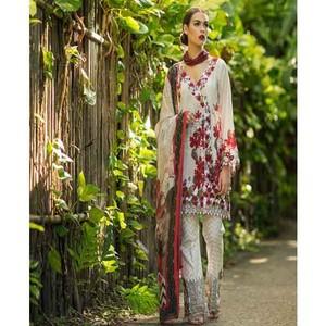 Maheen Taseer Luxury Womens Lawn 2018 (MT -3A)