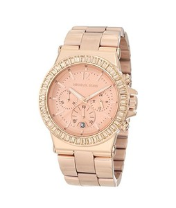 Michael Kors Dylan Womens Watch Rose Gold (MK5412)